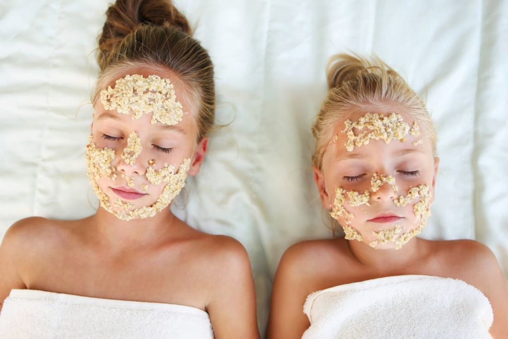 Oatmeal Face Masks