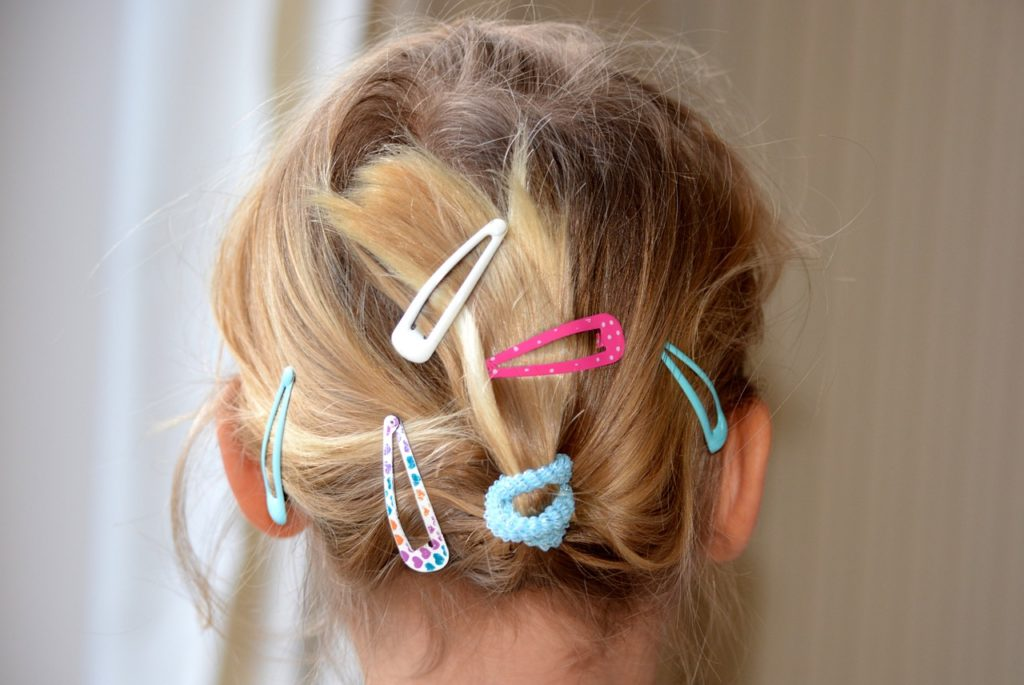 Side Barrettes
