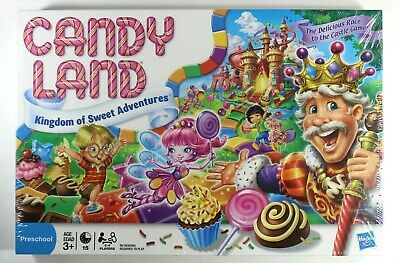 Hasbro Gaming Candy Land