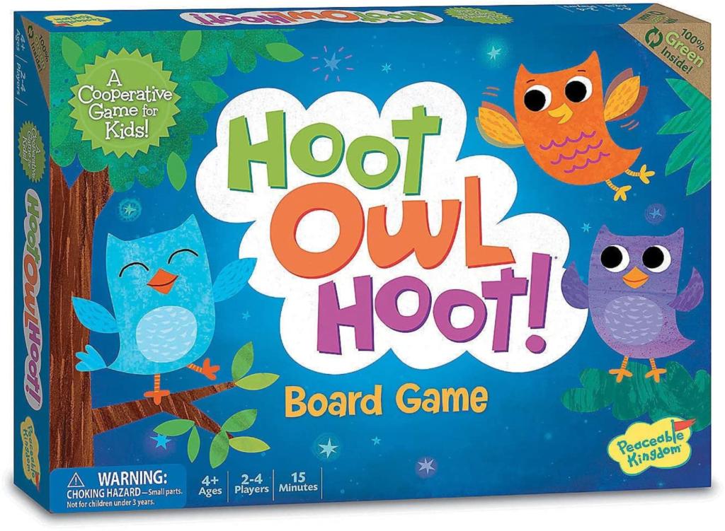 hoot owl hoot board games