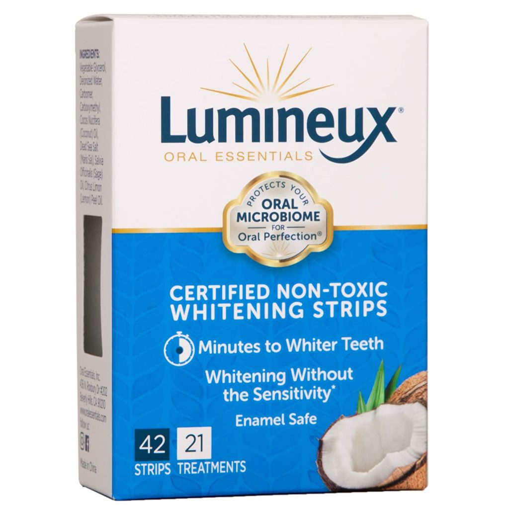 Lumineux Teeth Whitening Strips