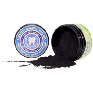 Sparkling White Smiles' Organic Activated Charcoal Powder