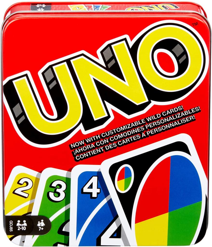 uno board game