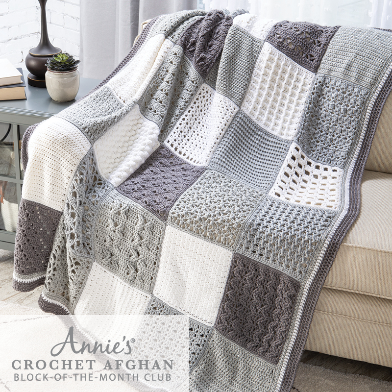 annie crochet block of the month