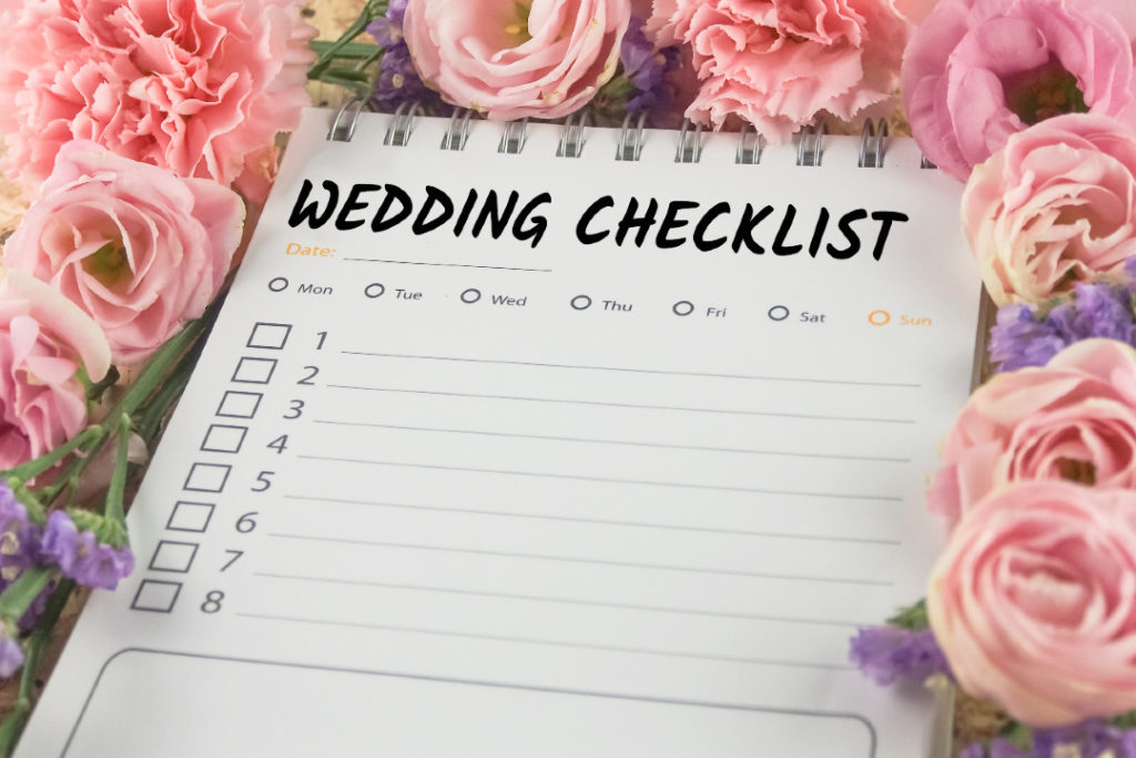 planners and checklists
