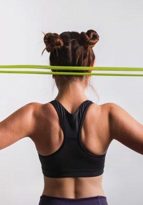 Back Exercises for Women's Strong Upper Body