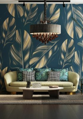 decorate your big home walls